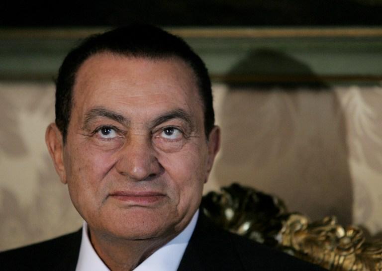 Мубарак вернет в египетскую казну $3 млн, полученные в качестве подарков
