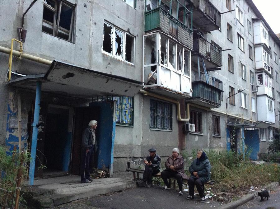 ООН добивается от Киева разрешения на проведение гуманитарных операций на юго-востоке
