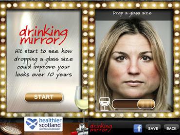 Приложение Android призвано предотвратить женский алкоголизм в Шотландии