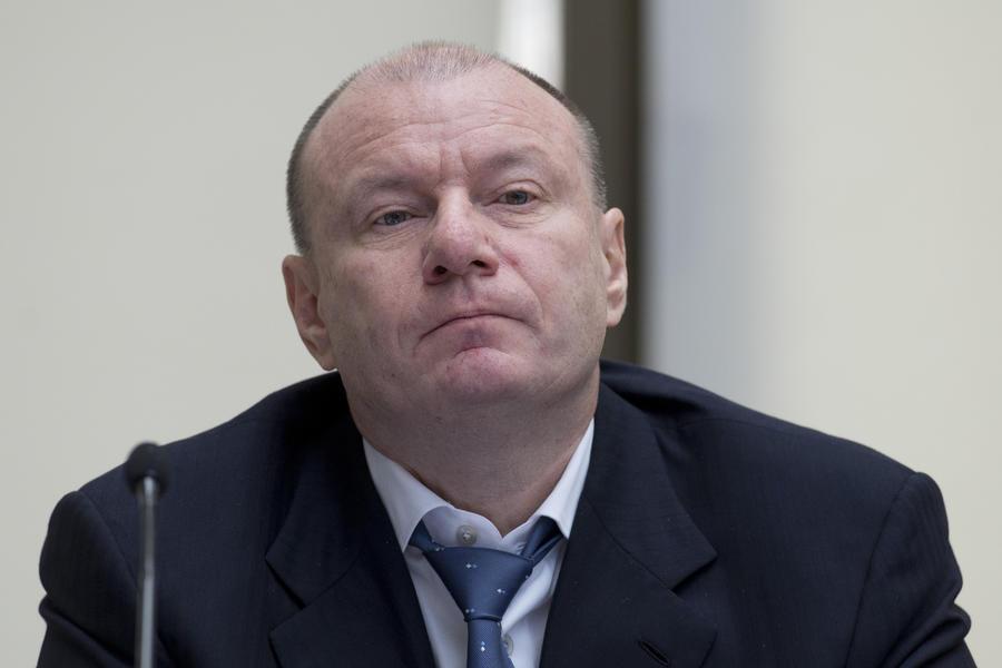 Бизнесмен Владимир Потанин подал на развод
