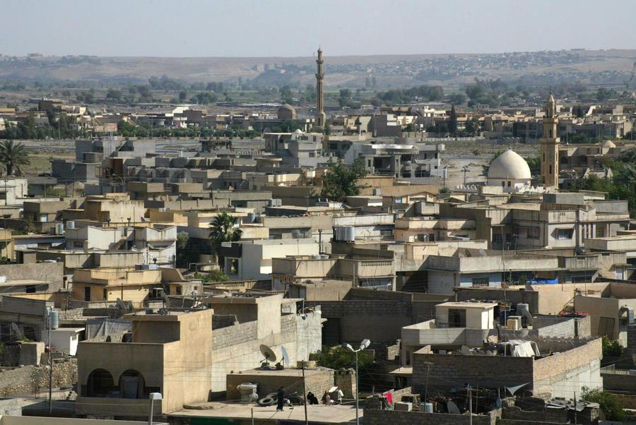Иракские боевики захватили наличные и золото на полмиллиарда долларов