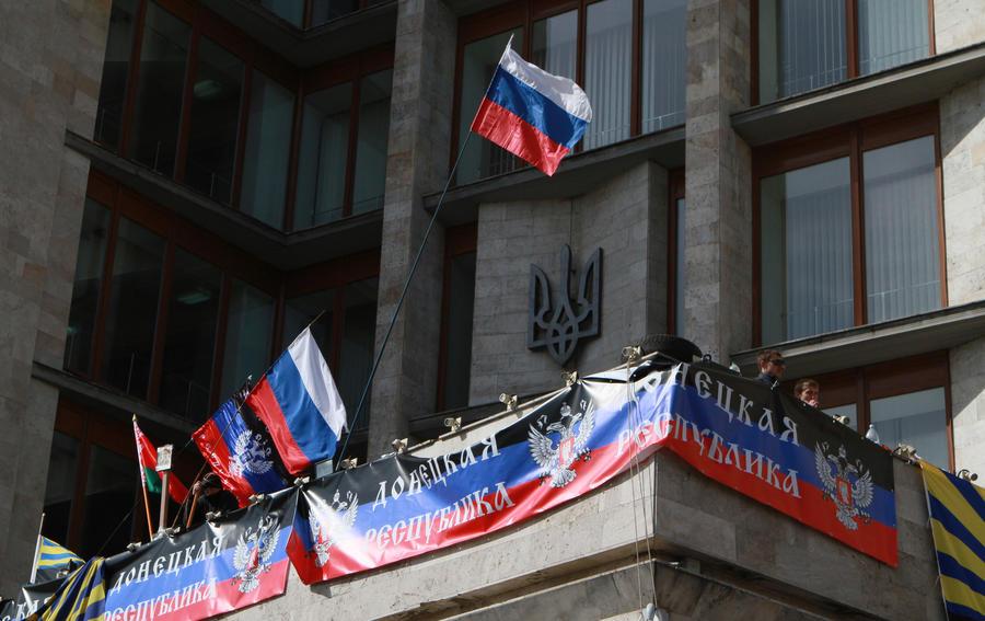Бойцы донецкого спецназа отказались ехать в Славянск