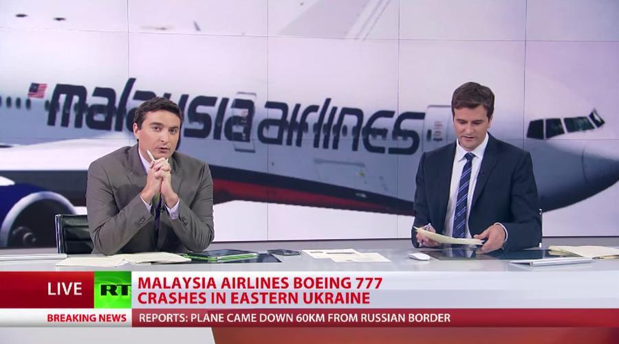 У британского регулятора Ofcom нет претензий к RT по освещению крушения MH17
