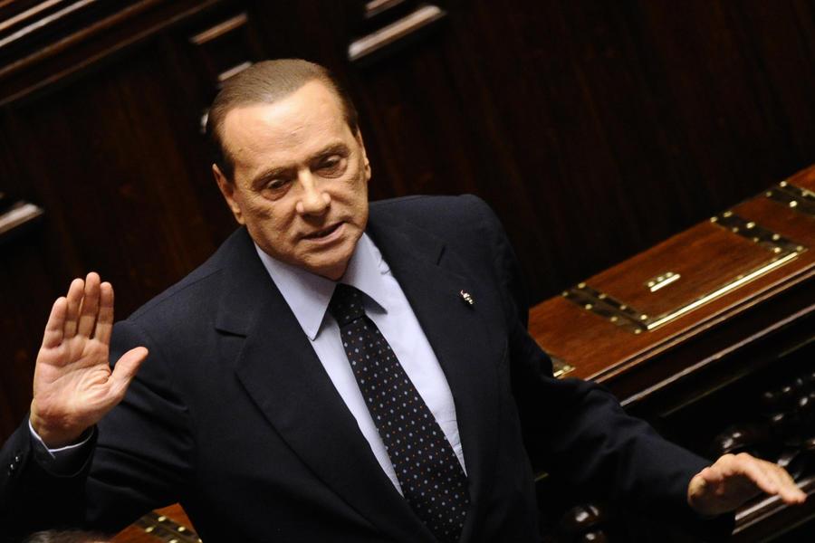 Сильвио Берлускони воссоздаст политическую силу «Вперёд, Италия»