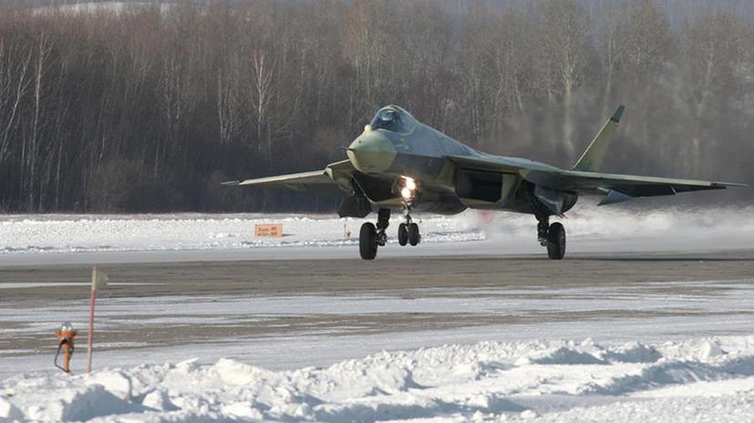 Дмитрий Рогозин: через пару лет на вооружение ВВС поступят истребители пятого поколения