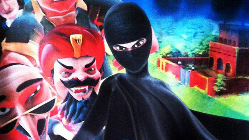 Пакистанская «Мстительница в парандже» борется за женское образование