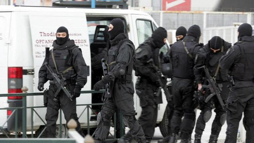 Греческий террорист ушёл в отпуск из тюрьмы и не вернулся