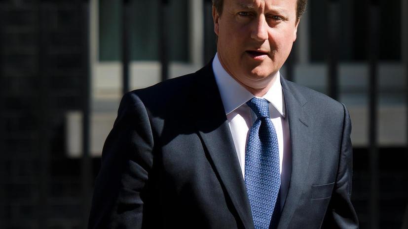 В британском правительстве образовался раскол по вопросу поставок оружия сирийской оппозиции