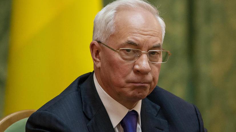 Николай Азаров: «Хозяин киевского режима» Джо Байден назвал его самым коррумпированным в мире