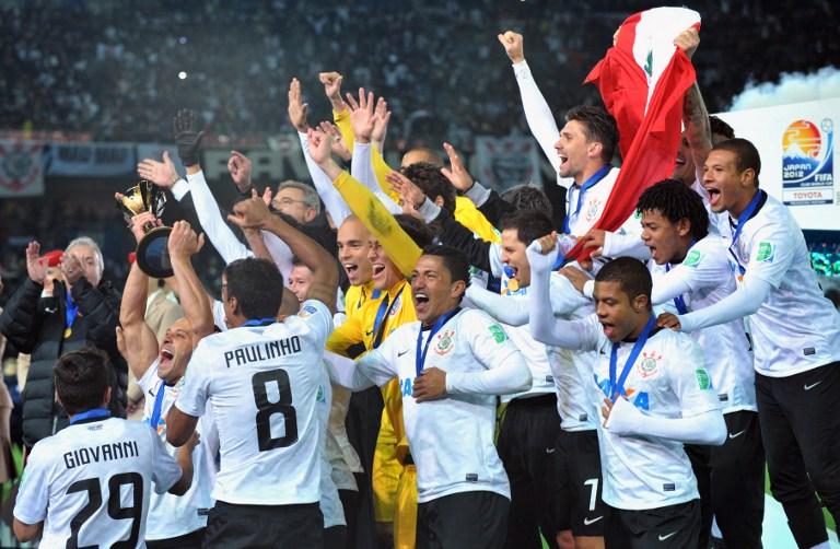 Главный трофей клубного чемпионата мира отправляется в Бразилию