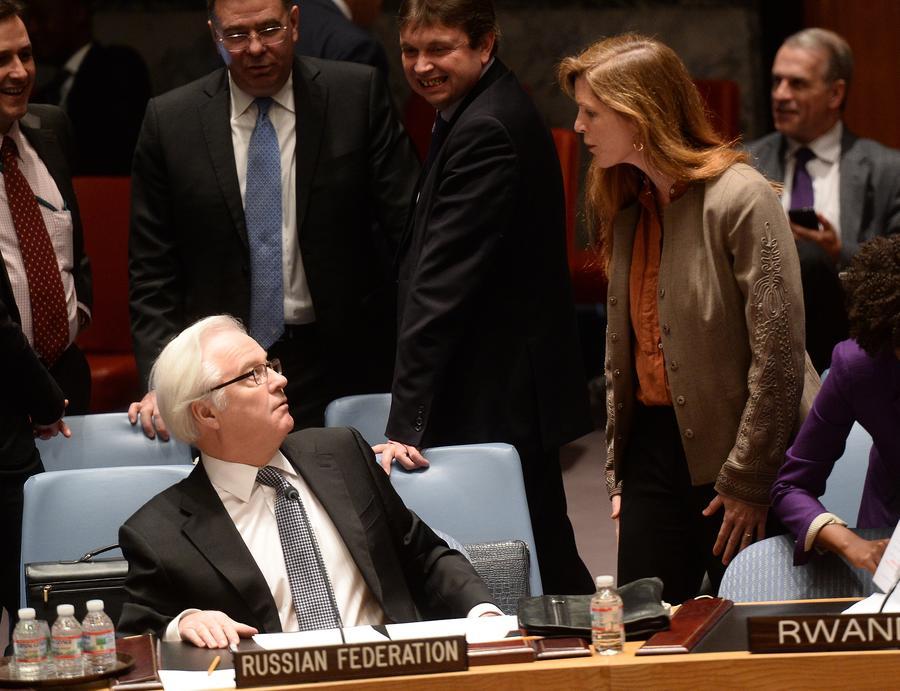 Недипломатичное поведение постпреда США при ООН