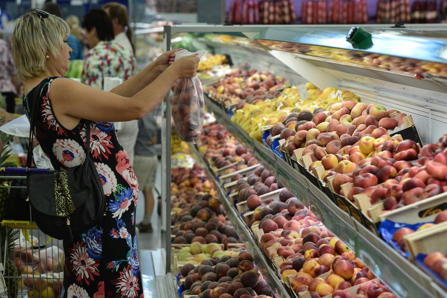 Российские производители уже ощутили положительный эффект от эмбарго на импорт продуктов