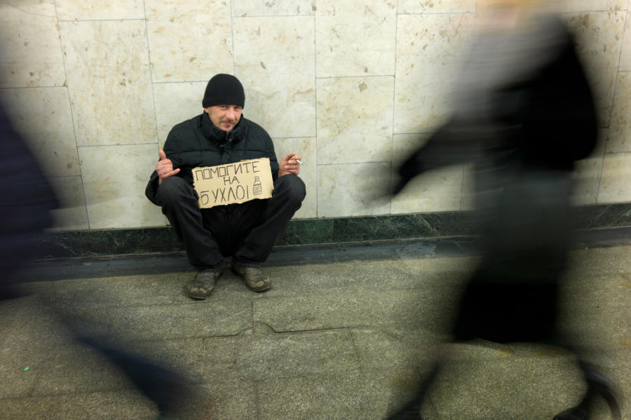 В московском метро появится система по отлову попрошаек