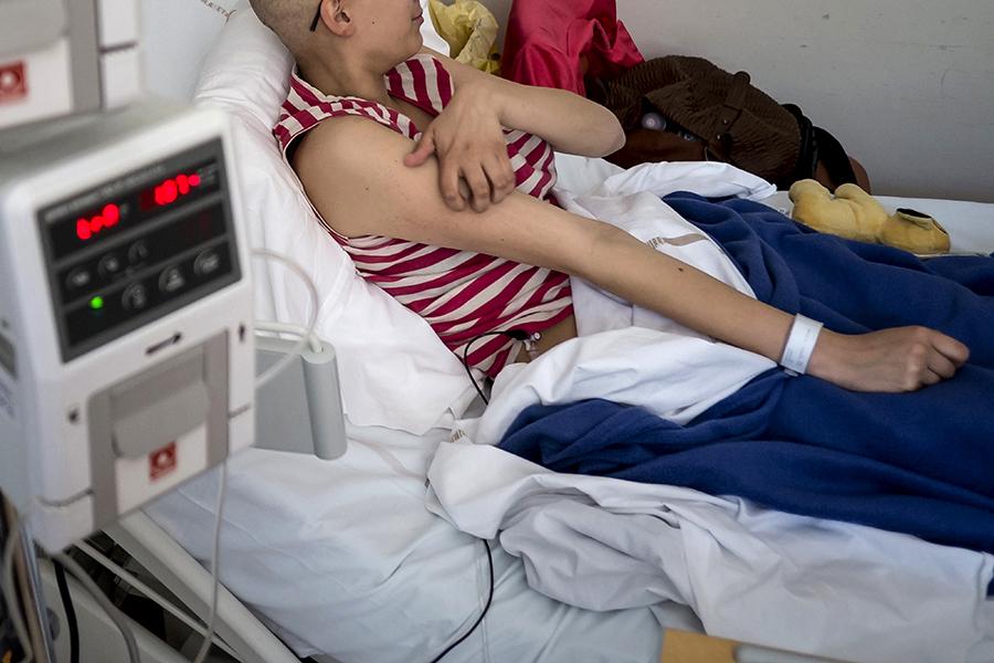 Шведку два года лечили химиотерапией, но рака у нее не оказалось