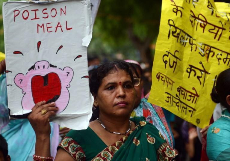 Яд от насекомых стал причиной гибели школьников в Индии