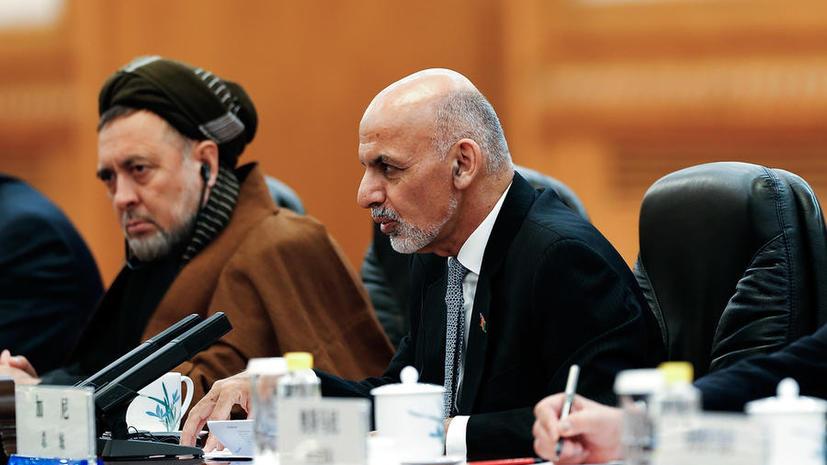 Афганистан намерен убедить Обаму не передавать военную технику Украине
