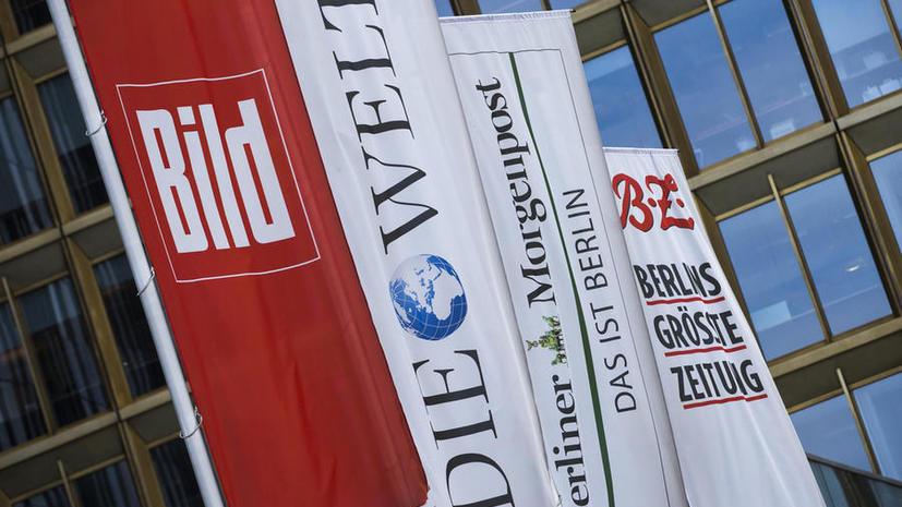 Австрийский журнал: Главная цель немецких СМИ — очернить Россию и Путина