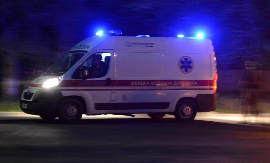 Взрыв газа произошёл в городе Измаил Одесской области