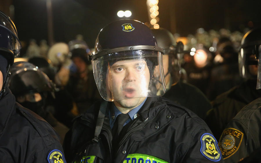 В полицию Фергюсона наберут больше афроамериканцев
