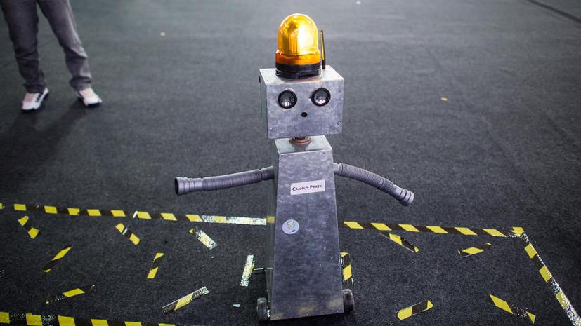 Пентагон объявил конкурс на создание человекоподобного робота