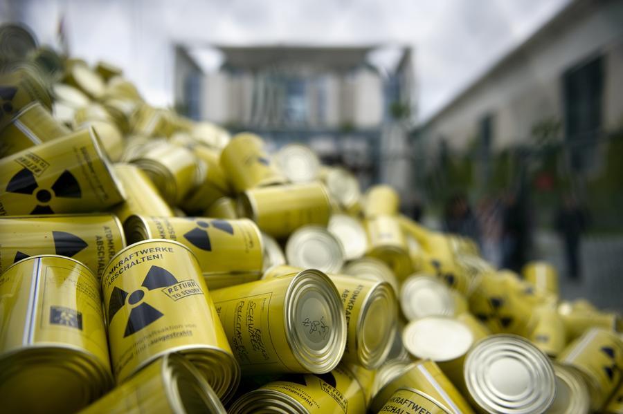 В штате Нью-Мексико зафиксированы многочисленные случаи радиоактивных утечек