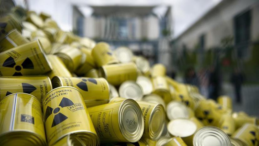 Эксперт: Топливо из США на украинских АЭС создаёт угрозу ядерной катастрофы