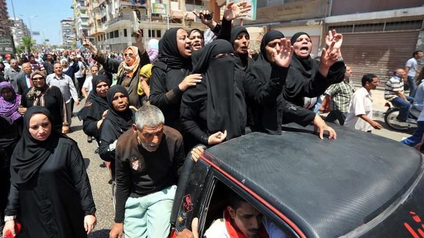 В Порт-Саиде митинги переросли в погромы: погиб один человек, 30 ранены