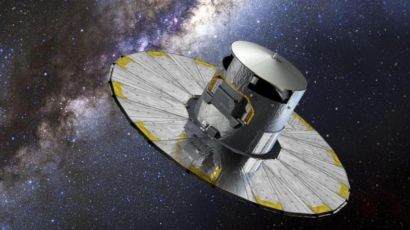 Российская ракета выведет в космос европейский супер-телескоп Gaia