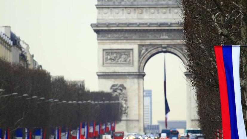 СМИ: Франция может внести раскол в западную антироссийскую коалицию