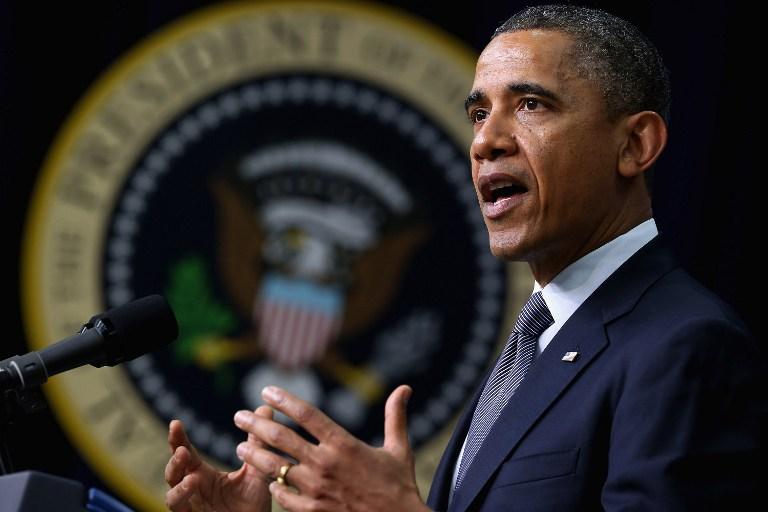 Обама вступил в решающий бой за ужесточение закона об оружии