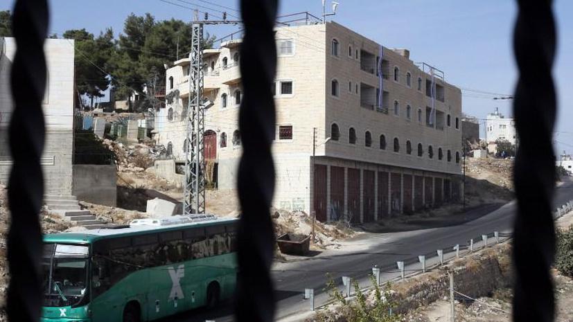 Израиль утвердил планы строительства почти тысячи домов на Западном берегу реки Иордан