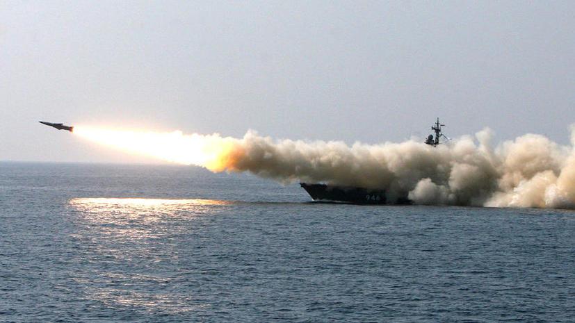 Баллистические цели в Средиземном море оказались мишенями Израиля