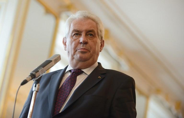 Президент Чехии Милош Земан: Игнорировать 9 мая в Москве — значит оскорбить память советских воинов
