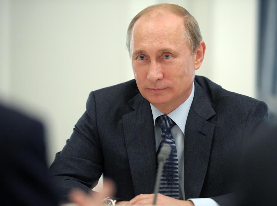 Владимир Путин дал интервью американским СМИ в преддверии выступления на Генассамблее ООН