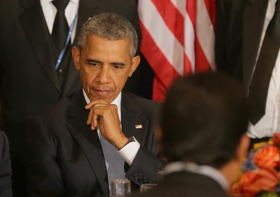 Американские СМИ: Барак Обама уподобился персонажам антиутопий Оруэлла