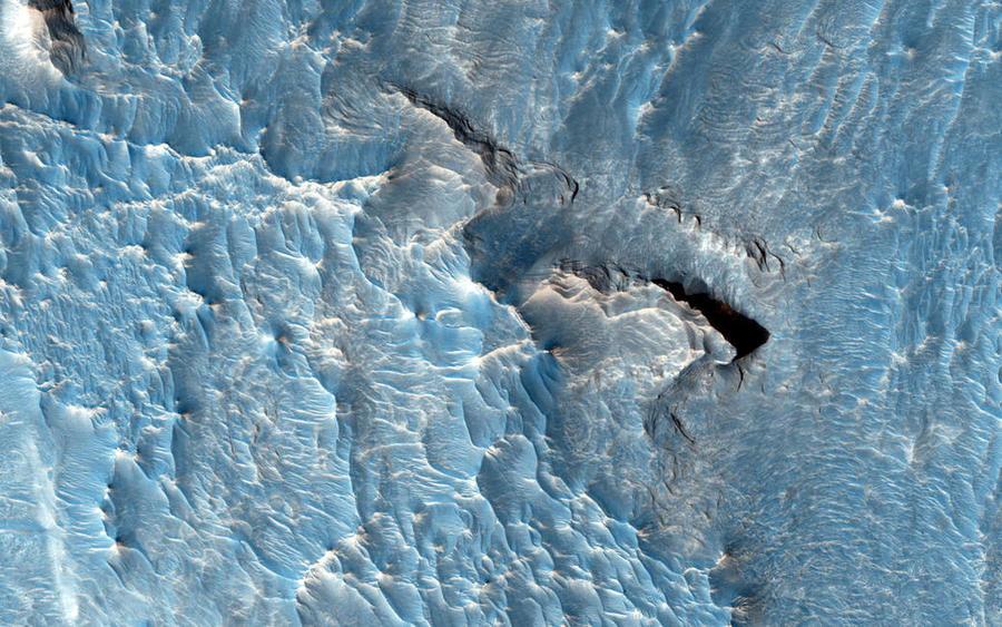 NASA сегодня раскроет секреты Марса: вода или что-то другое?