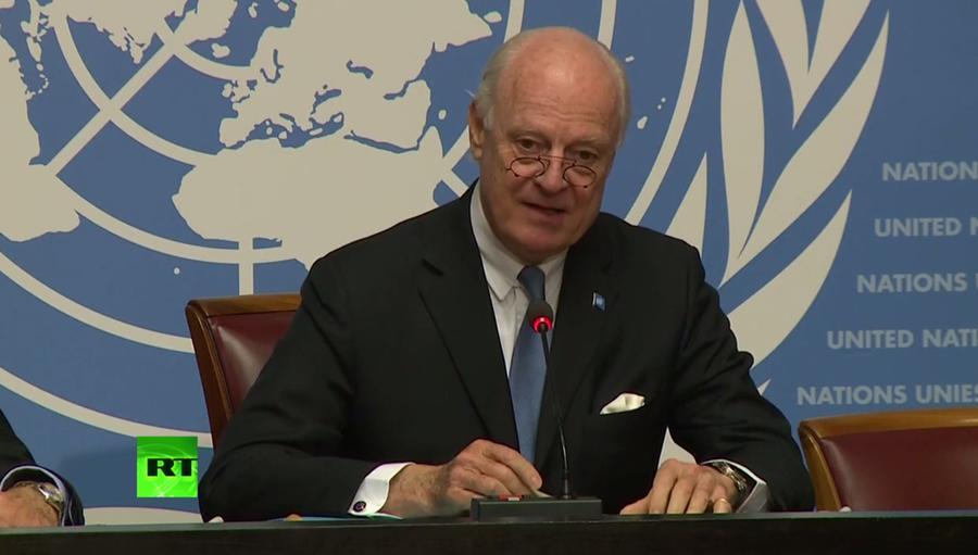 Спецпосланник ООН по Сирии призвал не беспокоиться по поводу попыток срыва перемиря