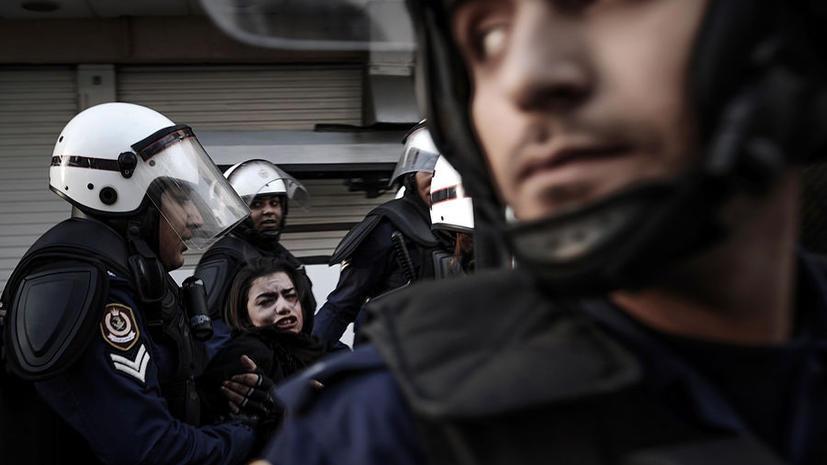 Полицейский в Бахрейне получил семь лет тюрьмы за убийство демонстранта