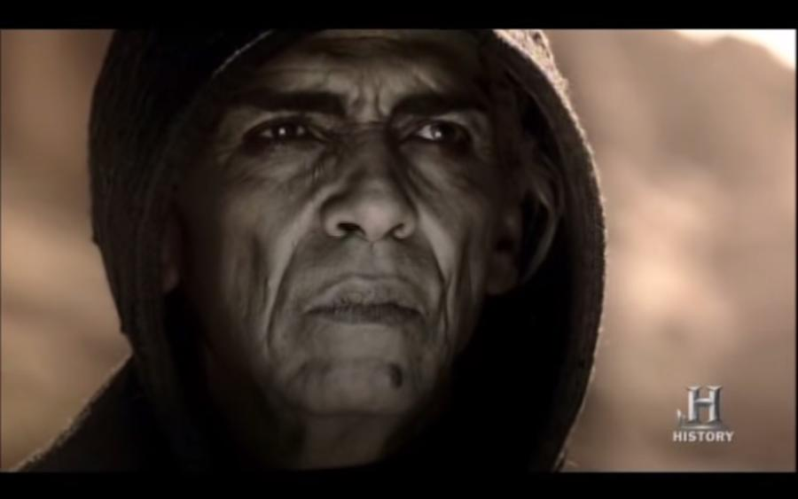Из фильма вырезали эпизоды с сатаной, похожим на Обаму