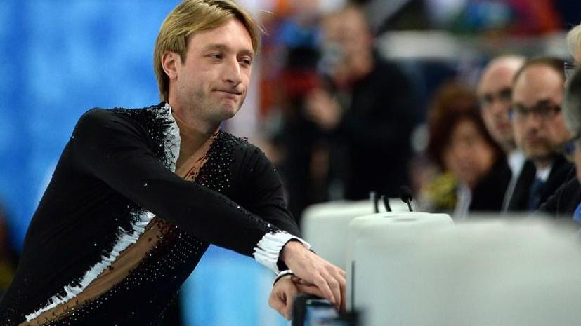 Владимир Путин с пониманием отнёсся к решению Евгения Плющенко сняться с Олимпиады в Сочи