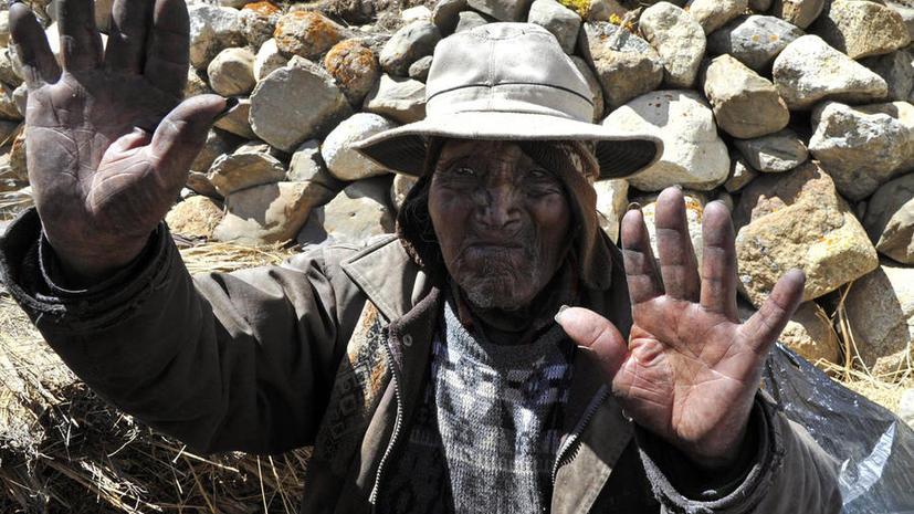 Боливиец дожил до 123 лет благодаря лебеде и листьям коки