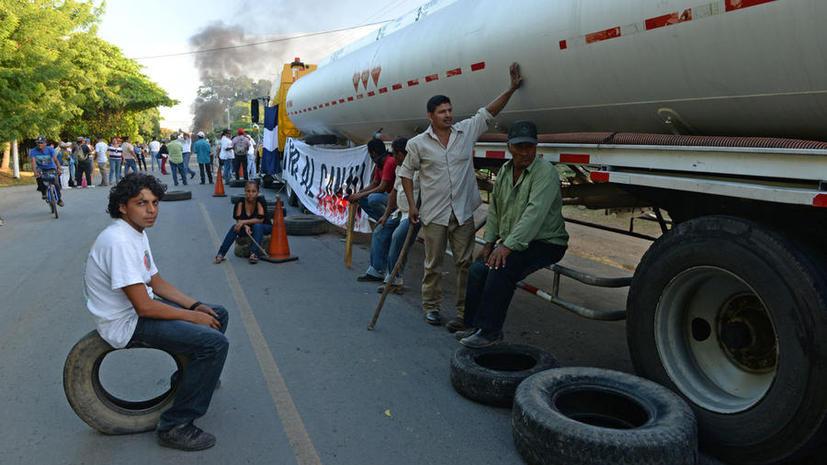 В Никарагуа началось строительство канала между Тихим и Атлантическим океанами