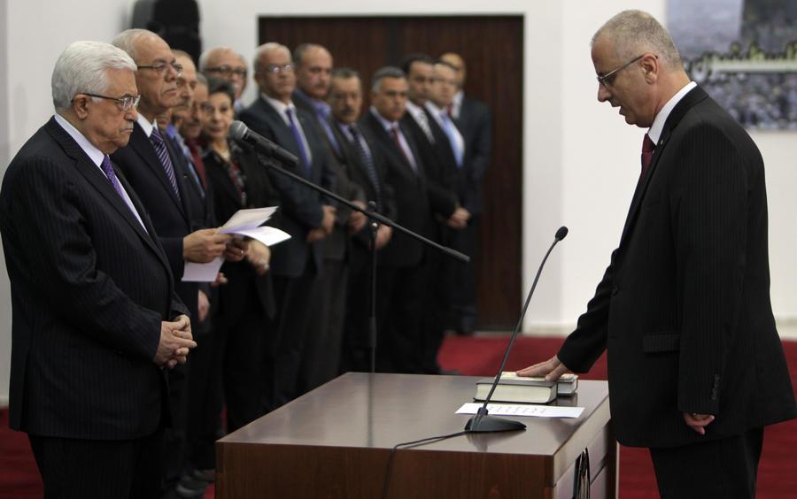 Новый премьер-министр Палестины упразднил Министерство культуры