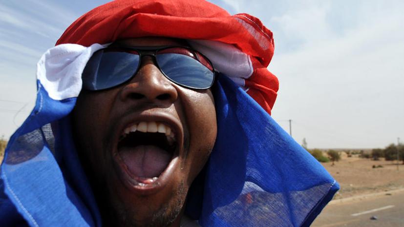 Франция зовет группировки в Мали за стол переговоров