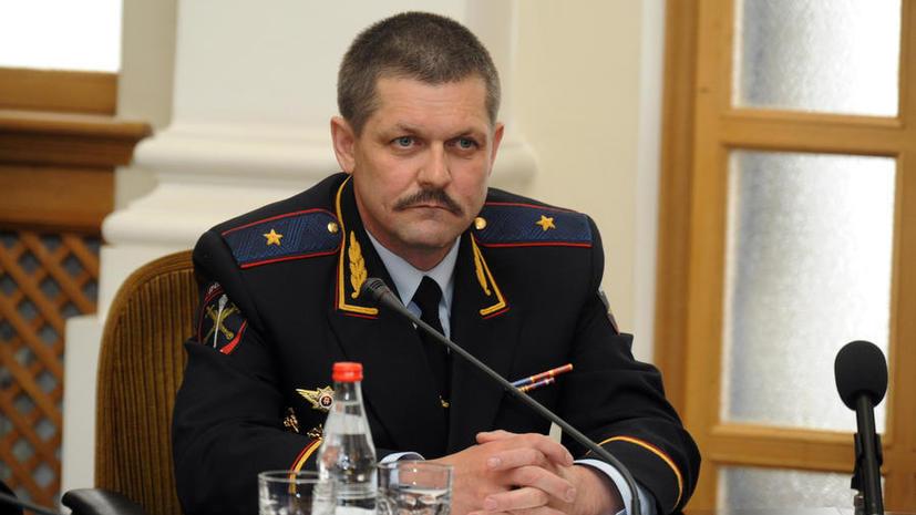 Анатолий Якунин уволил главу ОВД Бирюлёво-Западное