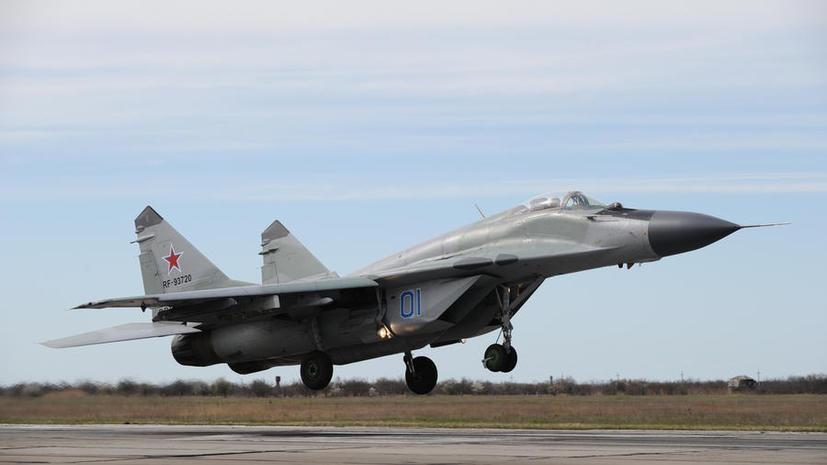 Иностранные СМИ: Российский истребитель МиГ-29 — классика, которая не перестаёт впечатлять