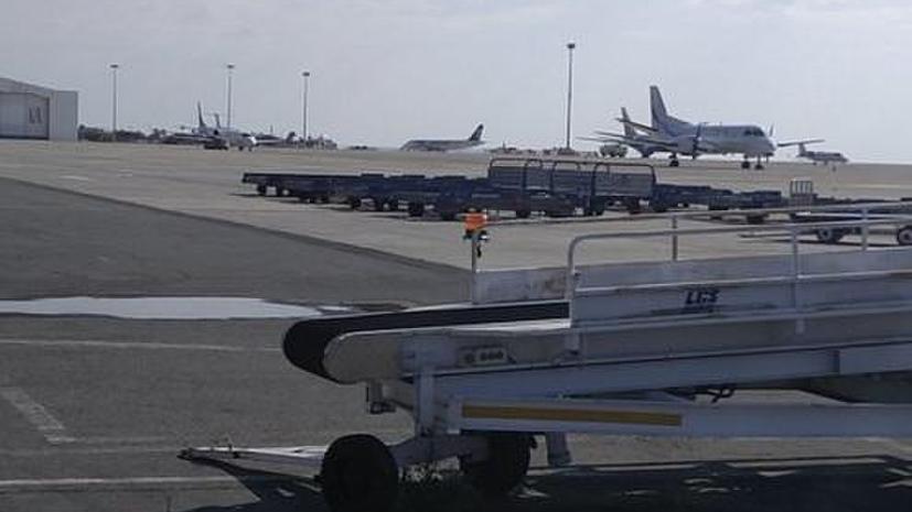 Захват лайнера EgyptAir — хронология событий