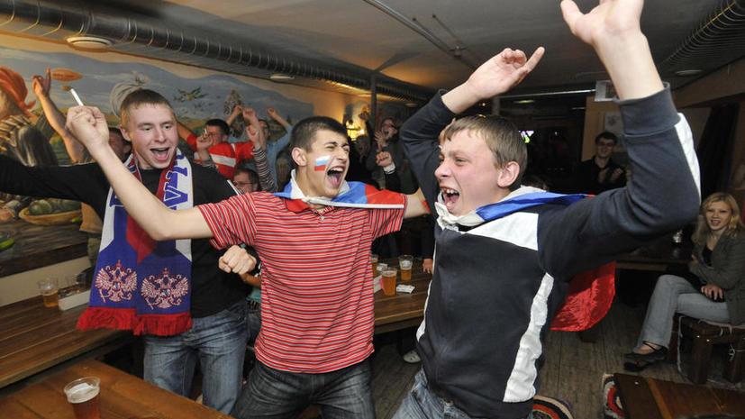 Великий Новгород станет «запасным аэродромом» на чемпионате мира по футболу в 2018 году