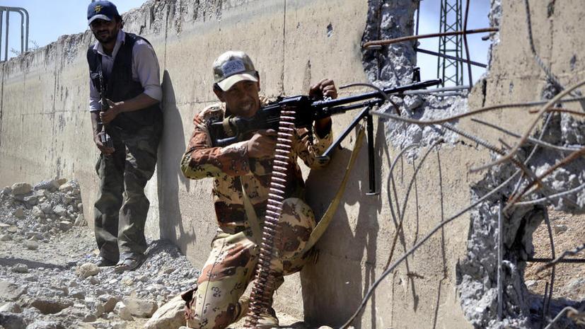 Пентагон может сменить ЦРУ в деле поддержки сирийских боевиков