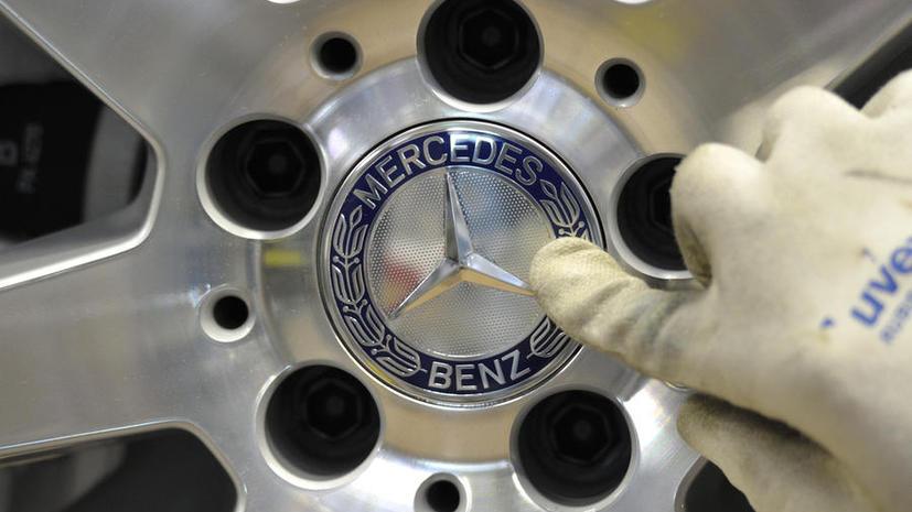 Во Франции запретили продажу автомобилей Mercedes